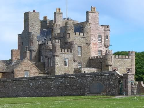 Scottish Castles - Castle of Mey