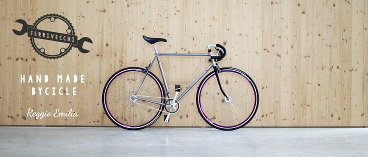 Ferrivecchi Cicli – Ciclofficina creativa – La seconda vita di un ferro vecchio | bici vintage, restauri, fixed gear, single speed, contropedale & Co.