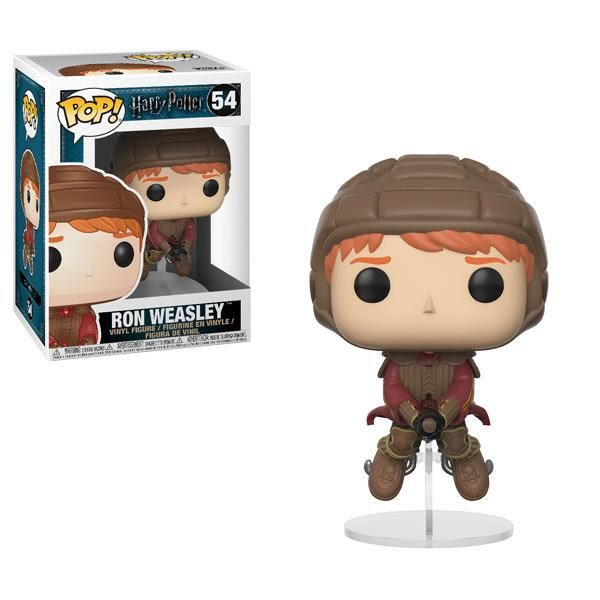 Purchase the newest addition to our website Ron Weasley on Br... here http://dbtoystore.com/products/ron-weasley-on-broom-funko-pop-harry-potter?utm_campaign=social_autopilot&utm_source=pin&utm_medium=pin