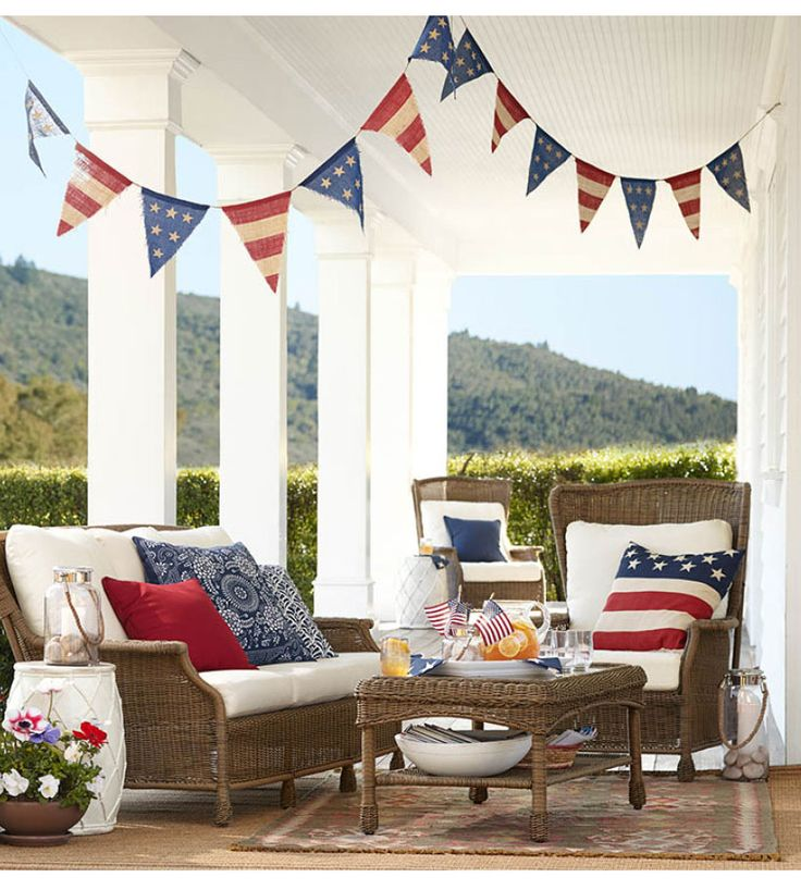 947 best front and back porch decorating images on Pinterest ...