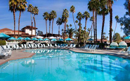Azure Pool -- Omni Rancho Las Palmas Resort & Spa