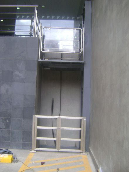 elevadores para discapacitados y elevadores de carga - Lima - Servicios