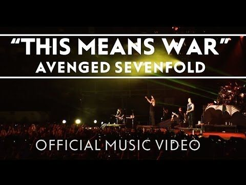 THIS.MEANS.WAR.  THIS.MEANS.LOVE. OH MY GODS! Holy fuck, fans, fans and more fans, thousands of voices singing along… gave me the goosebumps, moved me. Right there in the crowd, being part of that, that feeling cannot be compared to ANYTHING. All those faces recorded in this video, this is why we love them THAT much.  Long live the Avenged Sevenfold family!  foREVer ♥