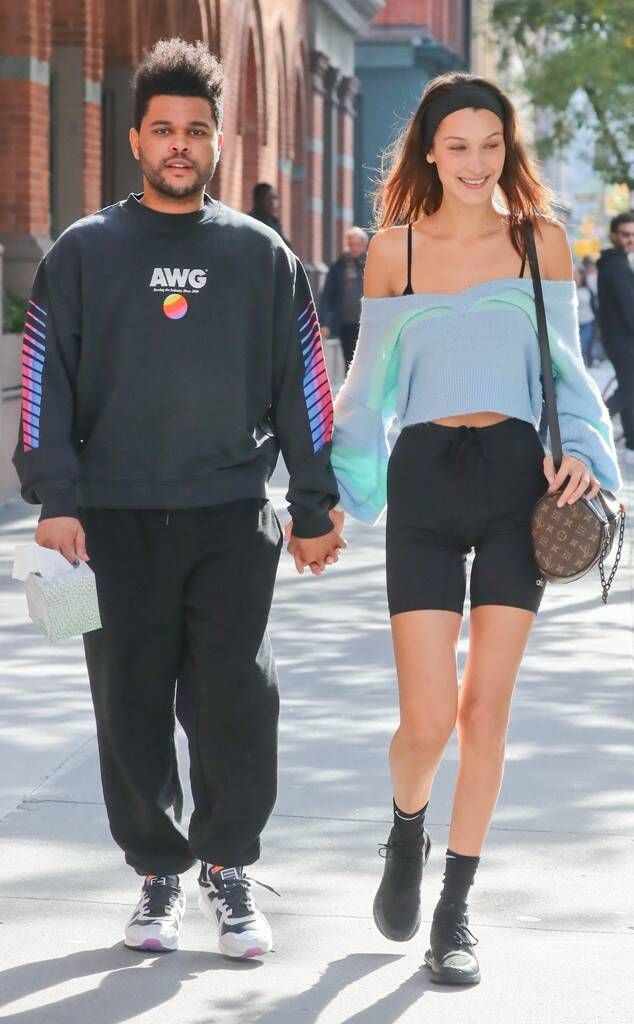 2018 dating weeknd is who the Who is