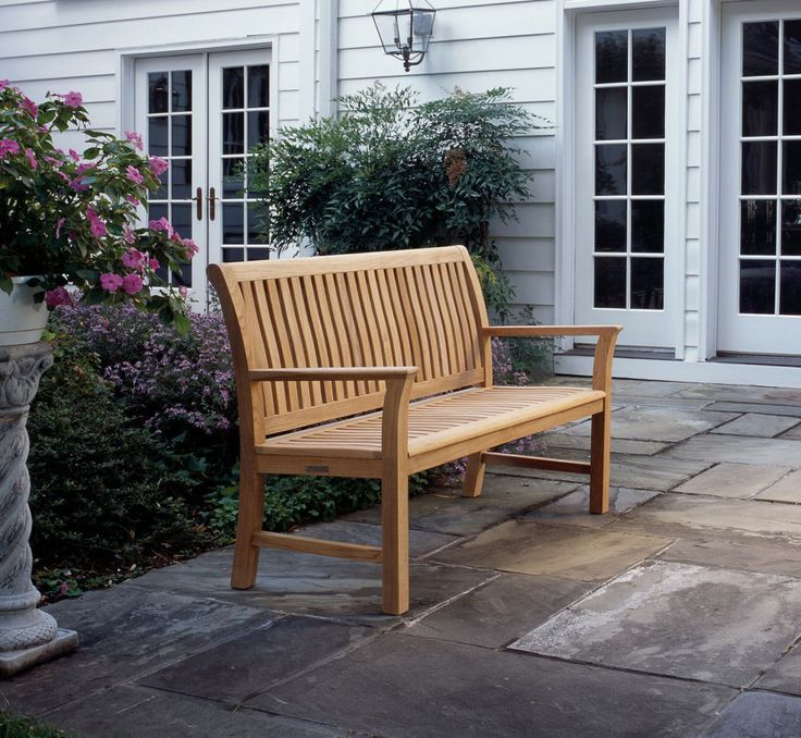 Kingsley Bate Chelsea Bate And Teak Garden Bench Part 62