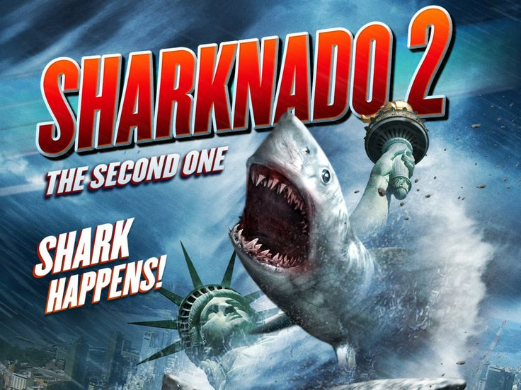NBCUniversal Sets Global Launch for 'Sharknado 2'