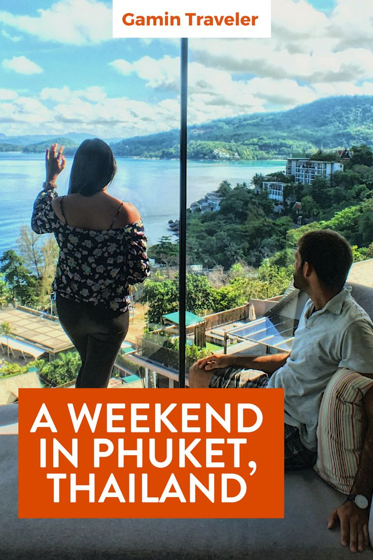 Where to visit in Thailand? Phuket is great place to visit. Hyatt Regency Phuket: A Luxury Stay in Phuket via @gamintraveler