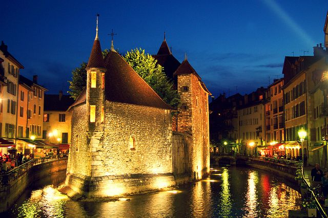The French Alps, Annecy