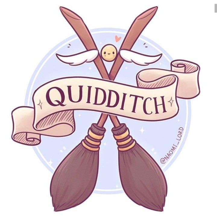 Quidditch   Dessin kawaii, Fond d'écran iphone disney, Kawaii