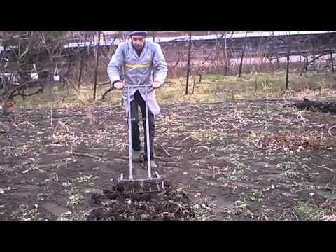 Cazmaua minune cu sistemul de maruntire model Targu Neamt