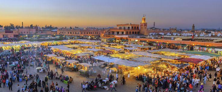 Urlaub wie im Märchen: 5 oder 8 Tage im luxuriösen 5-Sterne Hotel in Marrakesch mit Flug, Frühstück, einstündiger Massage, gratis Shuttle ins Zentrum und mehr ab 219 € - Urlaubsheld | Dein Urlaubsportal