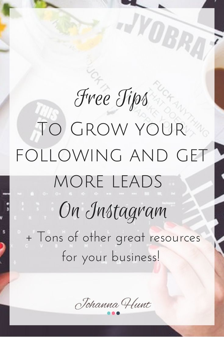 """What if you could grow a huge following of potential customers on Instagram every single day in just 20-30 minutes? I'm going to share with you my """"keep it simple"""" secrets to what i do each day to get a minimum of 20 new organic followers on every post, multiple times per day.First of all, [...]"""