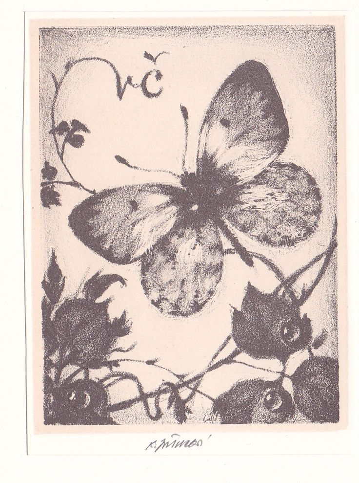 Grafika, exlibris   Jiřincová Ludmila   Ludmila Jiřincová   grafika, ex libris, exlibris, antikvariát, knihy, bibliofilie, náku, prodej