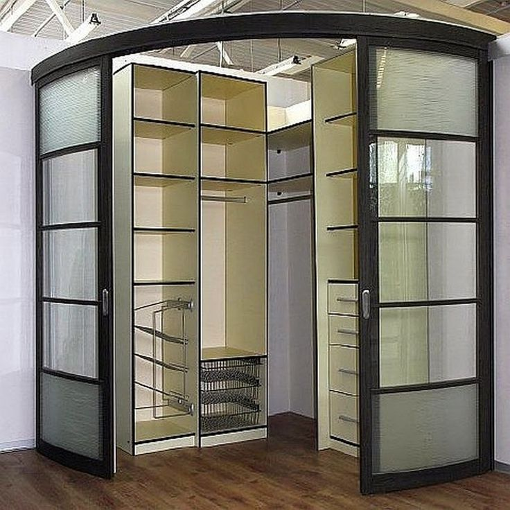 Шкафы угловые фото дизайн внутри с размерами