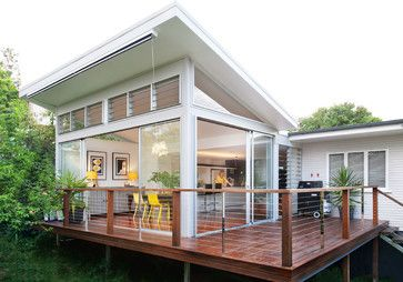Mountain Houses On Stilts Design Ideas, Pictures, Remodel, and Decor - page 16