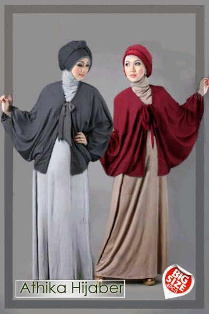 atika hijabers @120rb