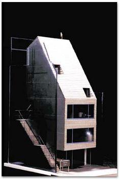 Moca House, Tokyo Japan | Atelier Bow-Wow