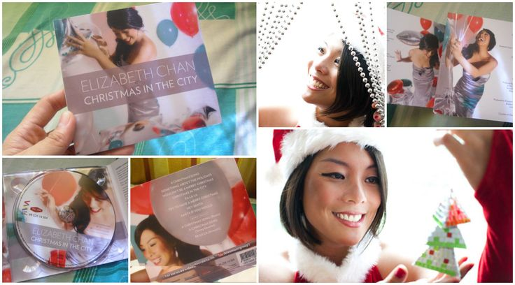 Elizabeth Chan: Filipino Singer-Songwriter Who Only Writes Christmas songs