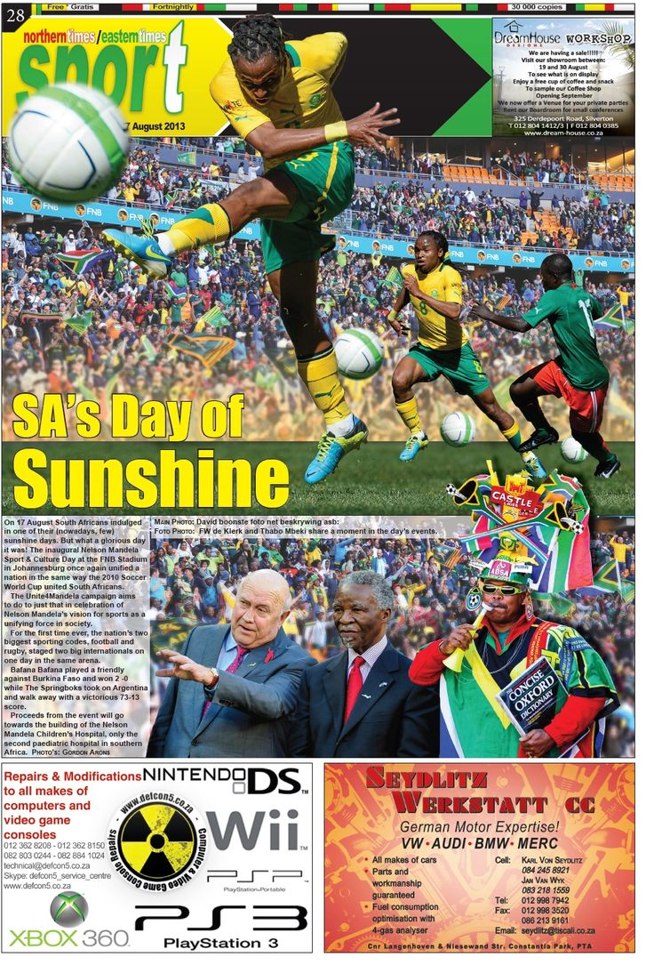28 August - 15 September 2013 back page