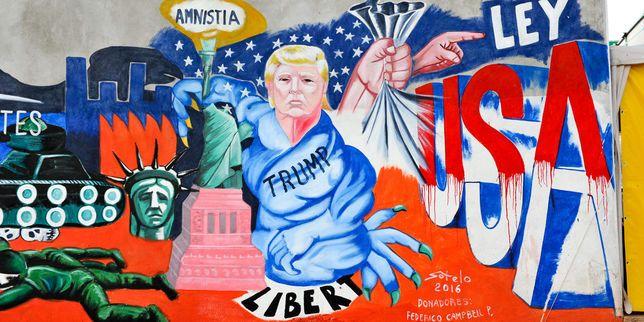 Mexico cherche à transformer la diaspora mexicaine aux Etats Unis en groupe de pression pour contrer le programme anti-mexicain du candidat républicain à l'élection présidentielle américaine.