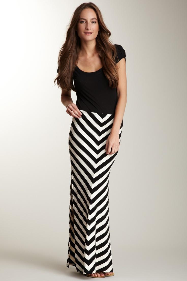 Best 25+ Chevron skirt ideas only on Pinterest | Chevron maxi ...