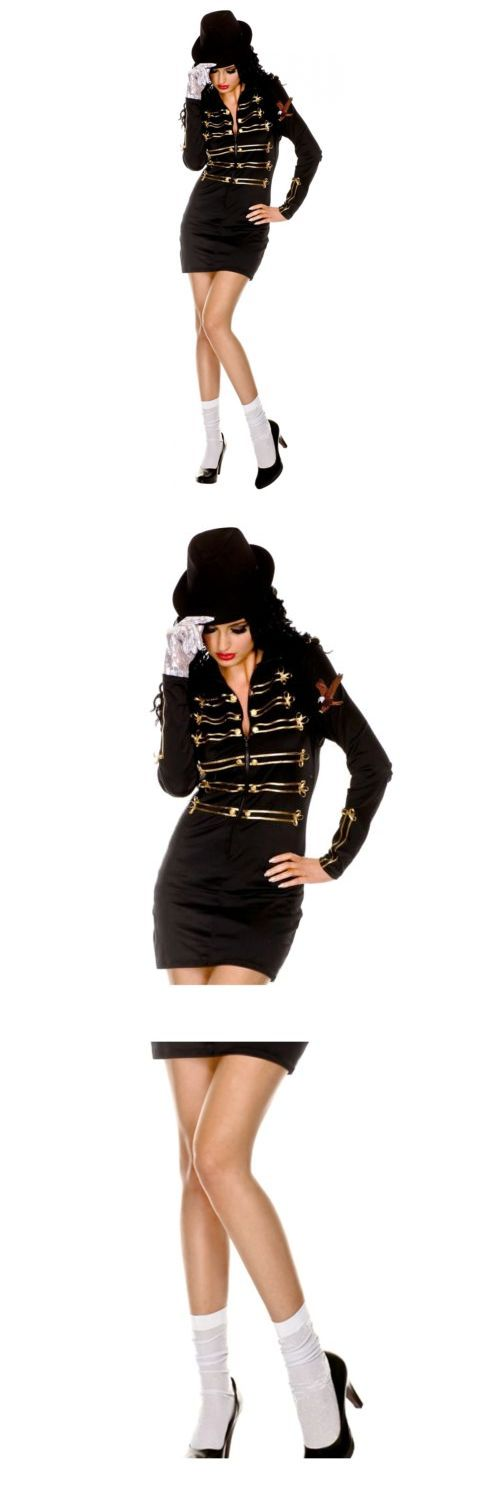 Halloween Costumes Women: 80S Themed Costumes Adult Womens Pop Star Halloween Fancy Dress -> BUY IT NOW ONLY: $41.89 on eBay!