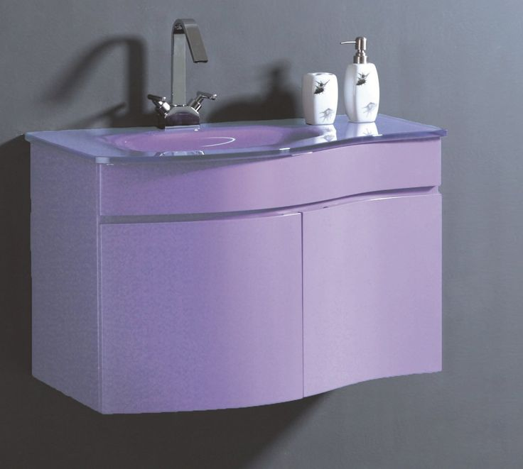 Luxi Marbre Sink Purple Bathroom Accessories ~ Http://makerland.org/some