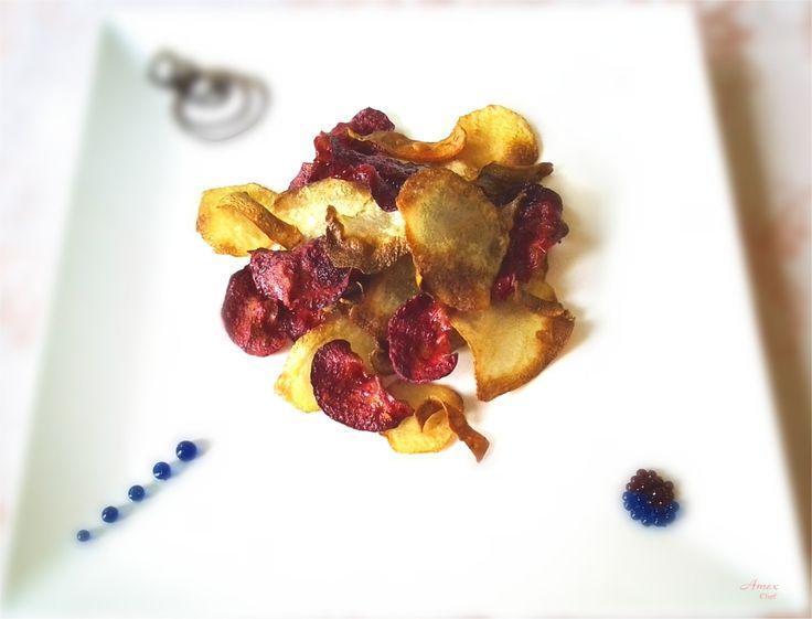 """Antipastino sfizioso e colorato ... """"Fritto di 4 ortaggi""""... vegan! Kolorowe i smaczne przekąska ... """"4 Smażone warzywa"""" ... wegańskie! Colorful and tasty appetizer ... """"4 Fried vegetables"""" ... vegan! www.del-italy.eu"""