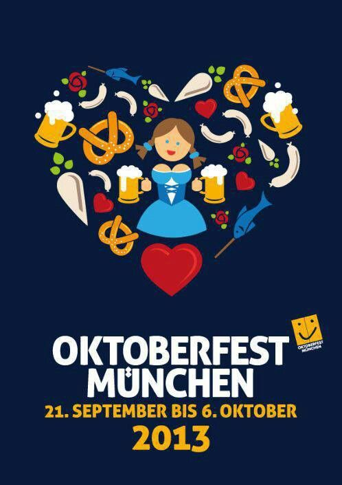 Official poster for 2013. Get all the details here: http://www.inside-munich.com/books.html