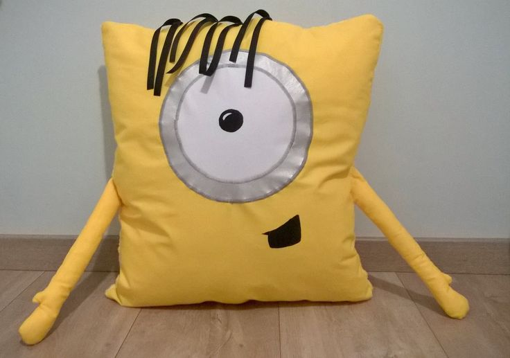 The Minions' Pillow