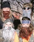 The REAL Duck Dynasty and other group costimes