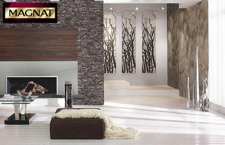 Masa dekoracyjna Pergameno MAGNAT Style do ścian #pergameno #dekoracjescian #magnatstyle #tynkozdobny