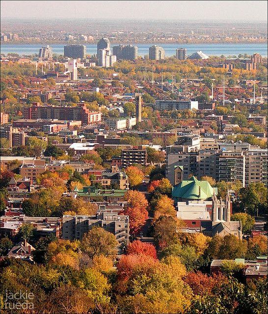 Montreal in October   Flickr