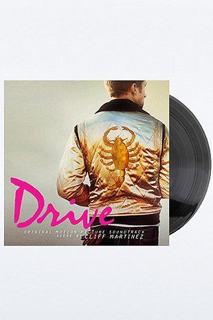 Original Soundtrack: Drive Vinyl Record