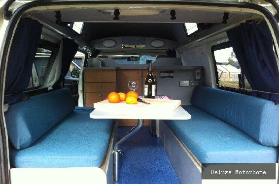 Tasmania Campervan Hire, Rental 2-3 Berth