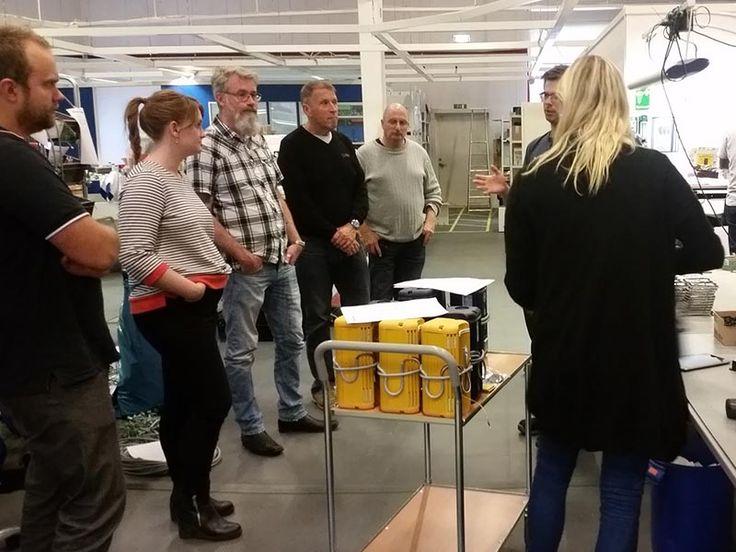 Tack för besöket på Prismadagen. Tisdag 11 oktober 2016 hade vi fest i Prismahuset - det är alltid festligt att hälsa intresserade välkomna till oss. Vi kallar den här typen av arrangemang för Prismadagar. De handlar om oss och våra produkter MEN lika mycket om vilka frågor och utmaningar som kunder, installatörer, konsulter, beställare och alla andra har och önskar få svar på och se lösningar för http://www.prismatibro.se/prismadag-11okt_161024/ #prismatibr