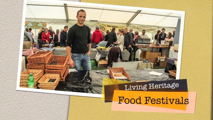 Living Heritage Food Festivals 2015