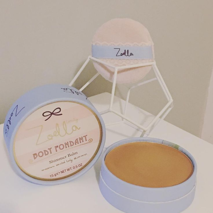 "51 Likes, 1 Comments - K & M (@kikandmikae) on Instagram: ""Zoella Sweet Inspirations collection - body fondant II love the packaging it's a golden bronze balm…"""