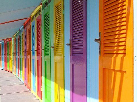 Love these colors. Beach Key West Coastal colors #color