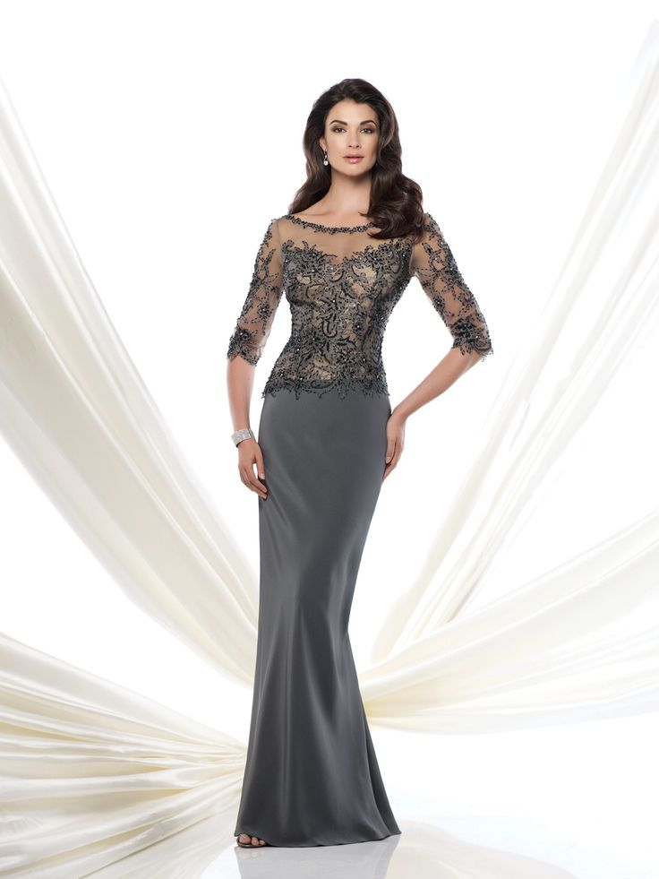 Montage Mothers Dresses Style - 115963