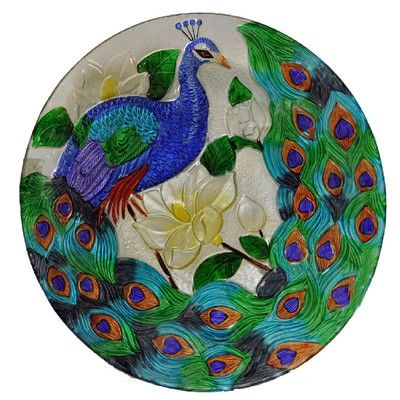 84 best peacock bowls and plates images on pinterest | tableware