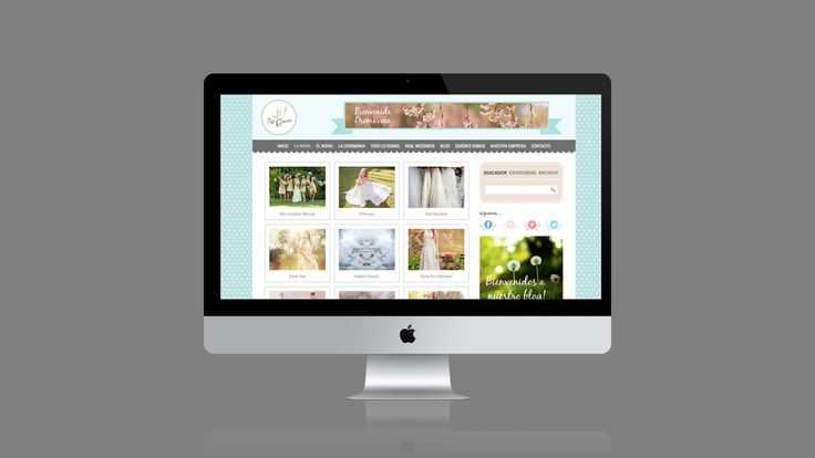 Página web Si Nos Casamos