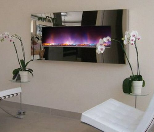 gas wall-fireplace images - Google Search