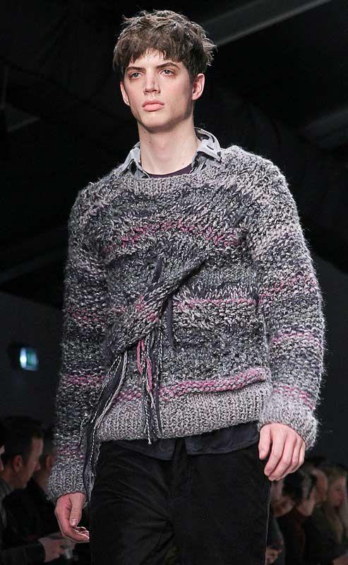 I am a Knitwear Designer. : Photo