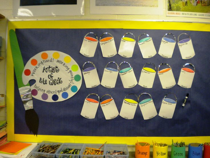 Classroom Ideas For Nqt ~ Best ideas about art bulletin boards on pinterest