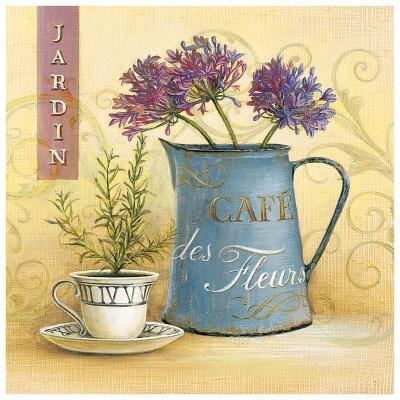 Cafe des Fleurs – Angela Staehling