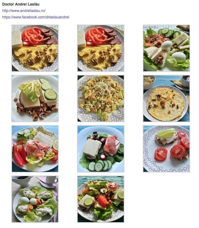 Pentru că multe dintre voi m-au rugat să revin cu meniuri noi pentru dieta ketogenică, iată, astăzi începem seria celor..