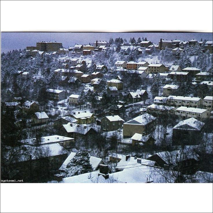 Pispala / winter