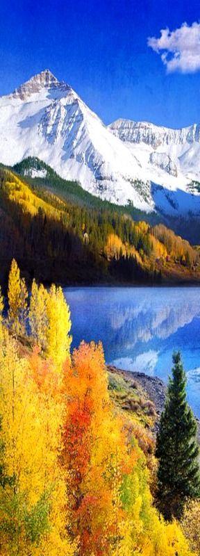 Trout Lake Near Telluride, Colorado