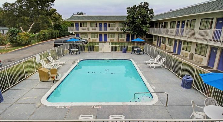 Motel 6 San Marcos San Marcos Southwest Texas State University and the Wonderworld Caves are only minutes from this San Marcos, Texas motel, offering an outdoor swimming pool along with pet-friendly guestrooms.